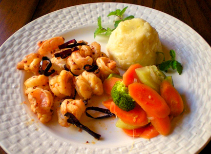 Cook service in your private Cozumel vacation rental