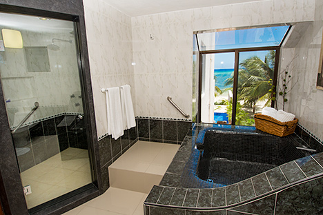 Villa Grace bathroom