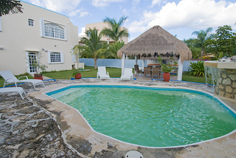 Casa Orleans swimming pool