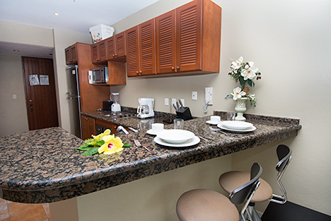 residencias reef 8170 kitchen
