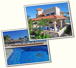 cozumel vacation rentals including villas and condos on the island of Cozumel, Mexico
